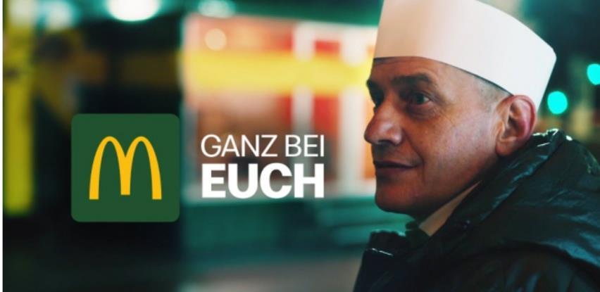 McDonald's praznična reklama o zaposleniku Nikoli iz Sarajeva će vas rasplakati