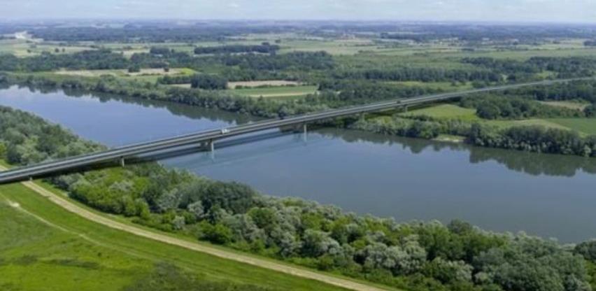 Nastavak aktivnosti na projektu izgradnje mosta preko rijeke Save kod Svilaja