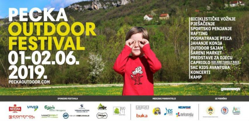 'Pecka Outdoor festival' kod Mrkonjić Grada narednog vikenda