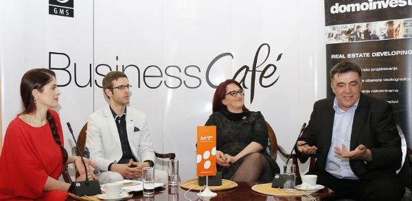 Business cafe: Povjerenje i rad najbitniji za sklapanje poslova