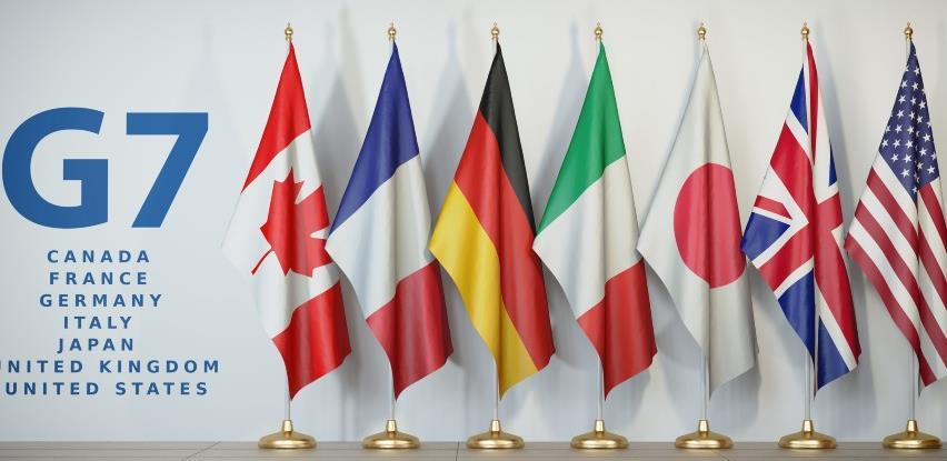 Ministra zemalja G-7 sastaju se prvi put uživo u posljednje dvije godine