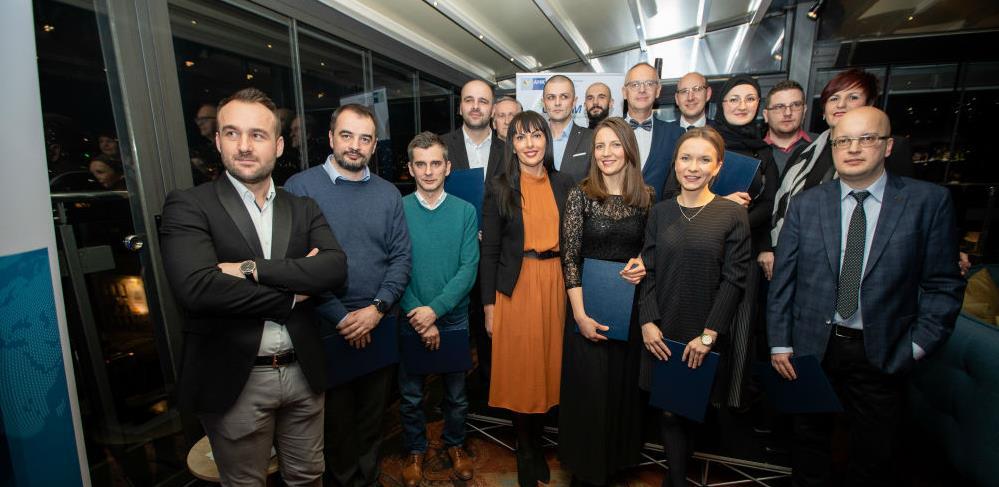 AHK najuspješnijim uručila certifikate European EnergyManager programa