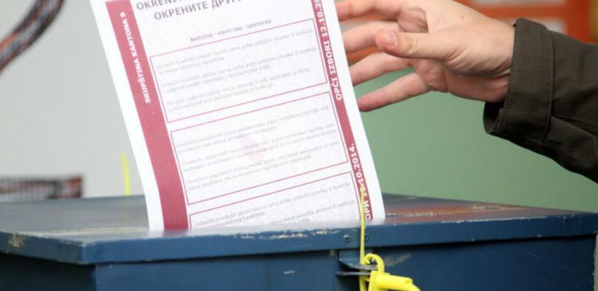 U BiH danas Opći izbori, bira se 518 nositelja mandata
