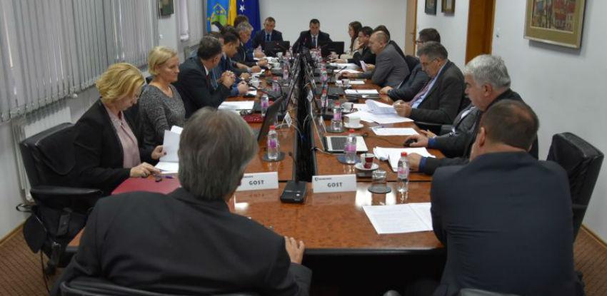 Usvojen Prijedlog zakona o komunalnim djelatnostima TK