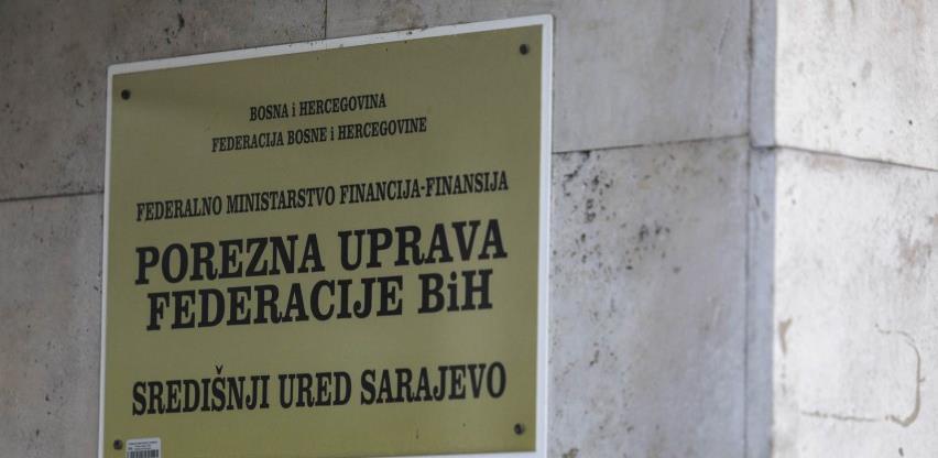 PUFBiH pozvala porezne obveznike da smanje dug otpisom zateznih kamata