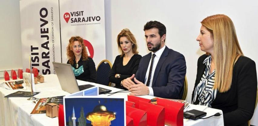 Turistička ponuda Sarajeva predstavljena u Splitu, Podgorici i Novom Pazaru