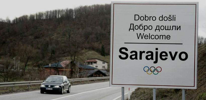 Nove table dobrodošlice na ulazima u Sarajevo