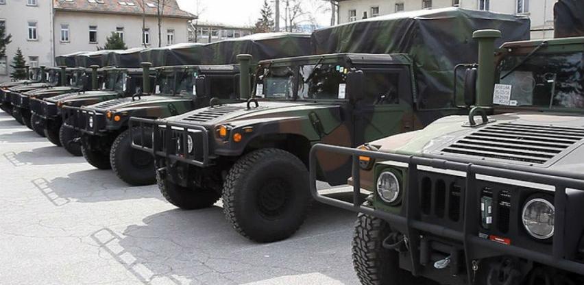 Oružane snage BiH kupuju 205 vozila, nabavka od preko 18 mil. KM