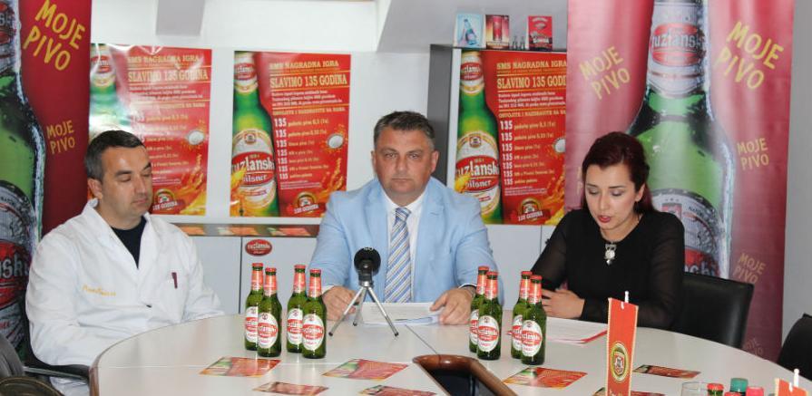 135. godišnjicu Pivare Tuzla obilježit će nove investicije u proizvodnju