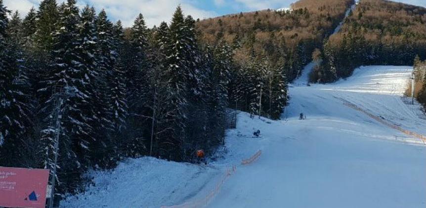 Otkazano otvaranje skijaške sezone na Bjelašnici, sumnja se na sabotažu