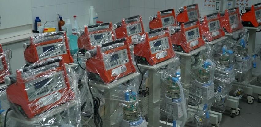 Anesteziolog Karlović: Nisu nam potrebni takvi respiratori, životi su u pitanju