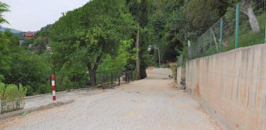 Uskoro asfaltiranje dionice regionalnog puta Dariva-Hreša R447