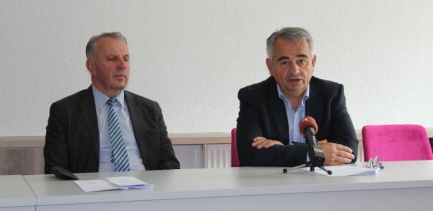 U Trnovu regulacija riječnog korita i izgradnja poslovno-sportskog centra