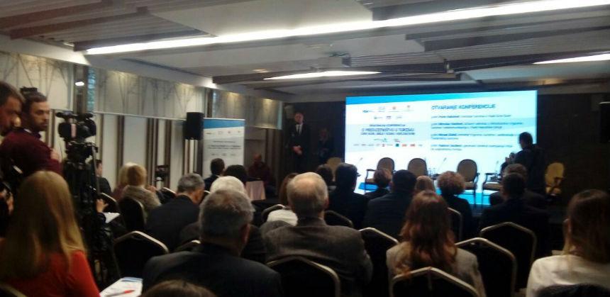 Ministar Gluhić otvorio regionalnu konferenciju o poduzetništvu u turizmu