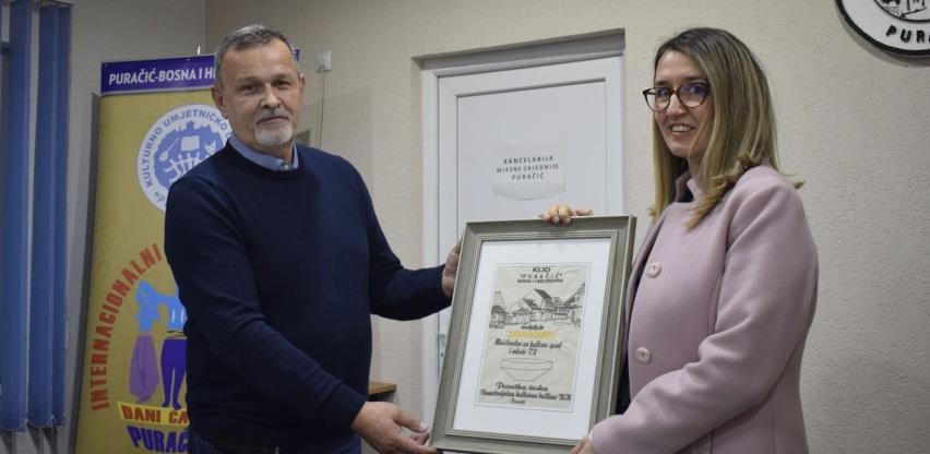 Puračka ćaska na listi nematerijalnog kulturnog naslijeđa BiH