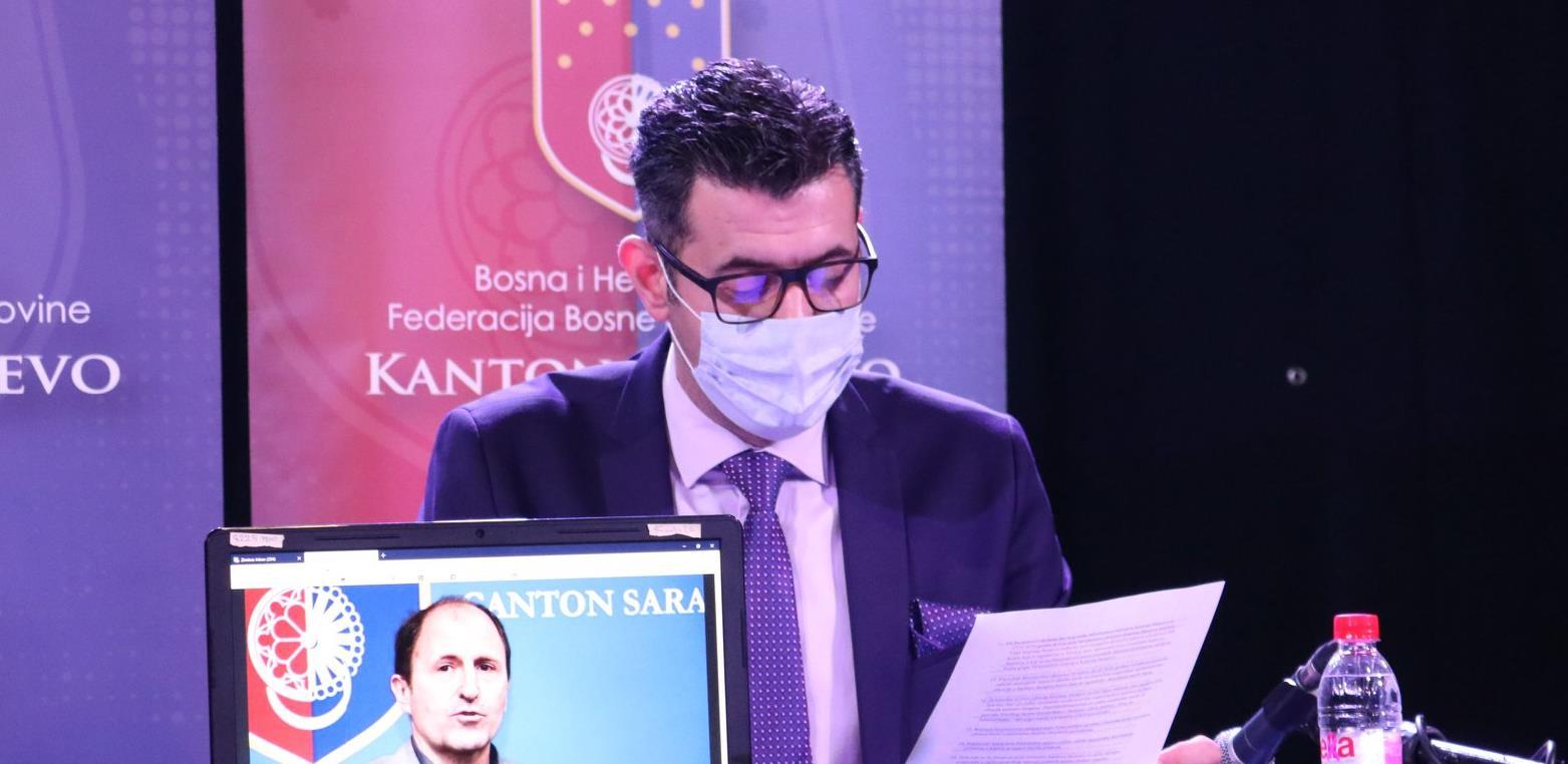 Vlada KS donijela zaključke kao odgovor na širenje infekcije