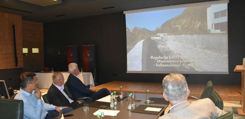Stvoriti uslove za zapošljavanje, razvoj turizma i investicije