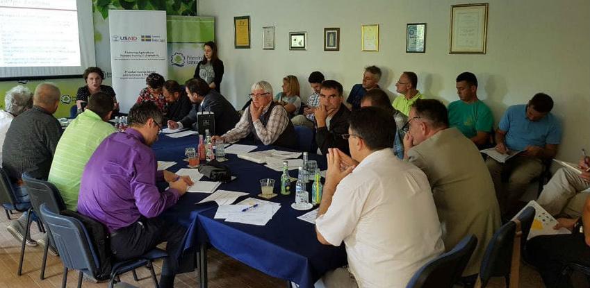 Privredna komora USK organizovala info-dan za poljoprivrednike