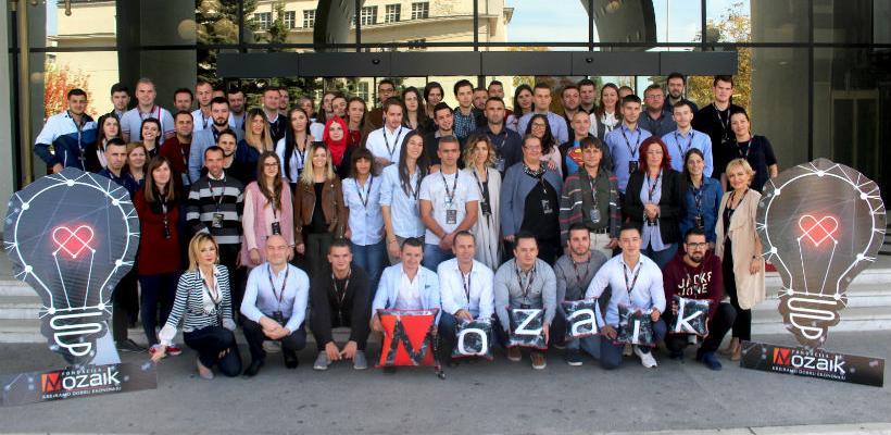 60 timova dobilo priliku da uđe u Mozaikov Inkubator društvenih biznisa