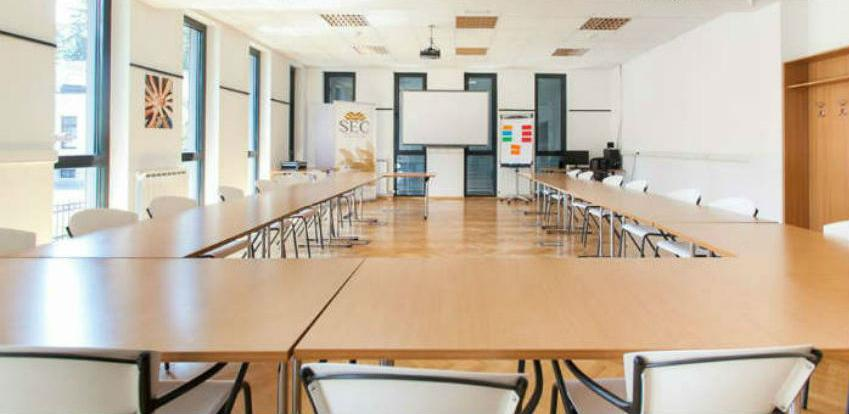 SEC Banja Luka vaš odabir kod najma prostora za sastanke i promocije