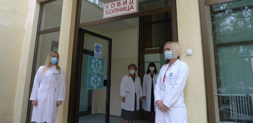 Otvorena nova covid-bolnica u Bijeljini