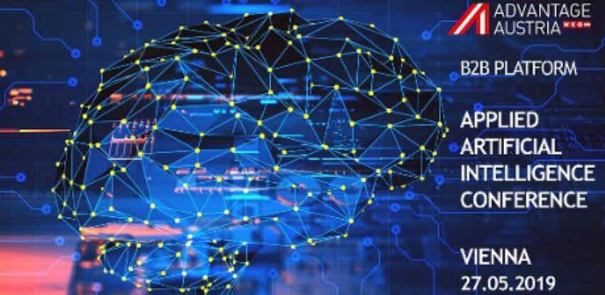 Applied Artificial Intelligence Conference 2019 - Konferencija, izložba i b2b