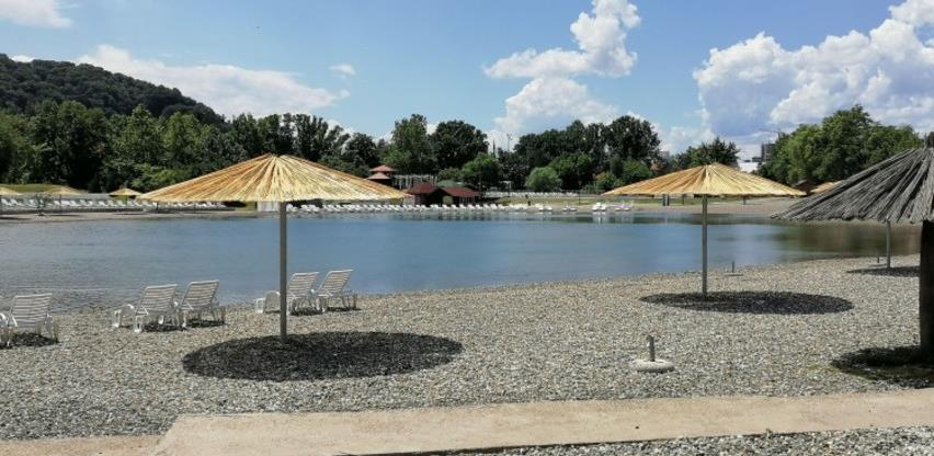 Neizvjesna turistička sezona na Panonskim jezerima u Tuzli
