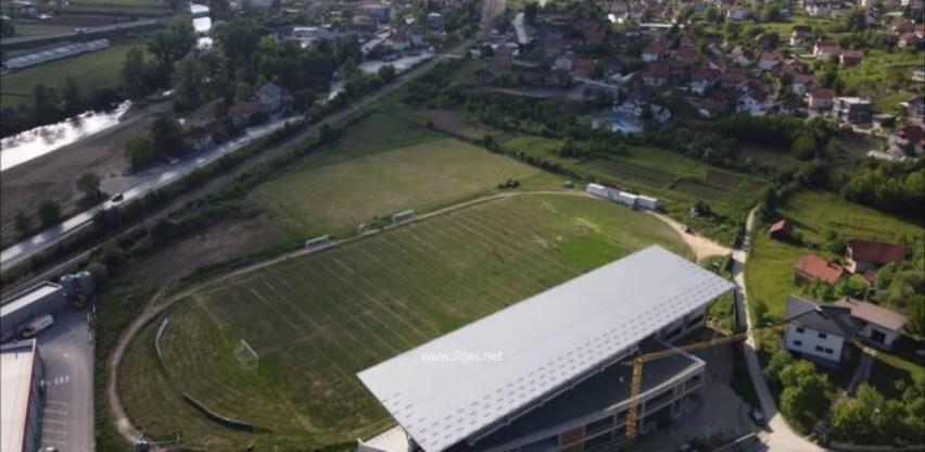 Općina Ilijaš uskoro dobija stadion sa popratnim sportskim sadržajem u vrijednosti od 5.5 miliona KM
