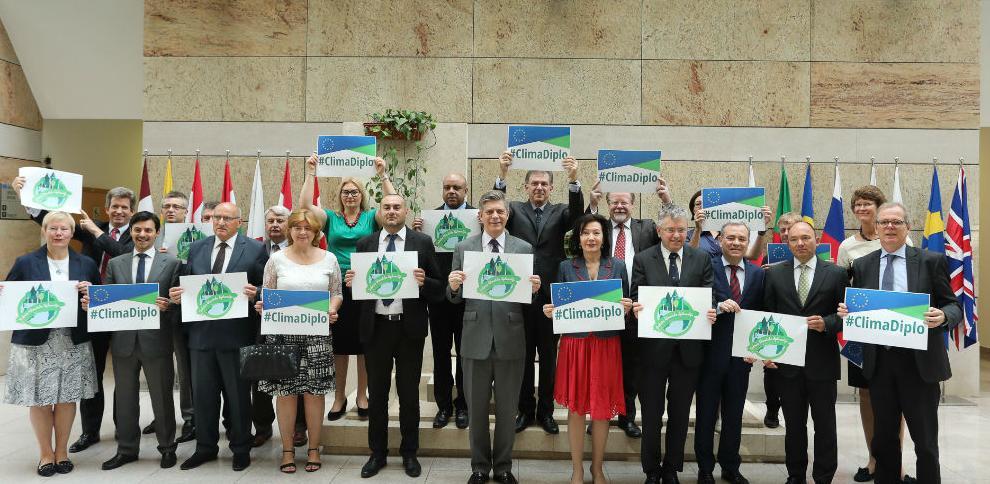 U Europskoj uniji obilježava se Sedmica klimatske diplomatije