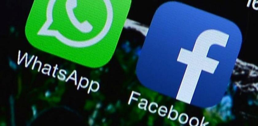 Opada interes za Facebook, raste za WhatsApp