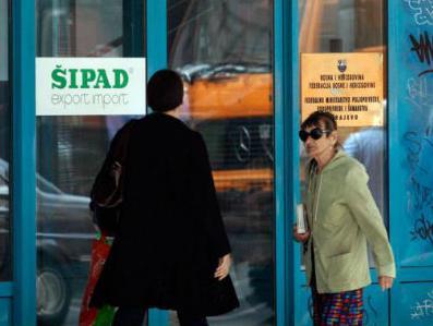 Dugovi Šipad Export-Importa veći od zarade