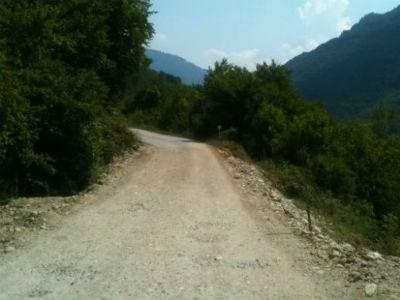 Počela obnova puta Foča-Šćepan Polje