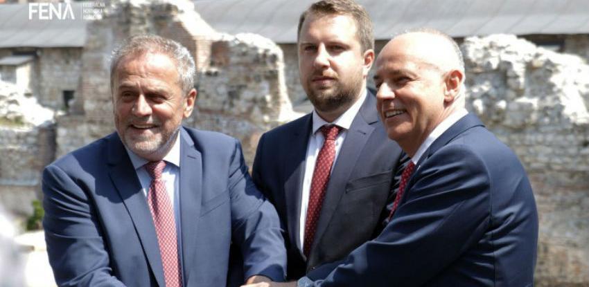 Gradonačelnici Sarajeva, Beograda i Zagreba dogovorili saradnju
