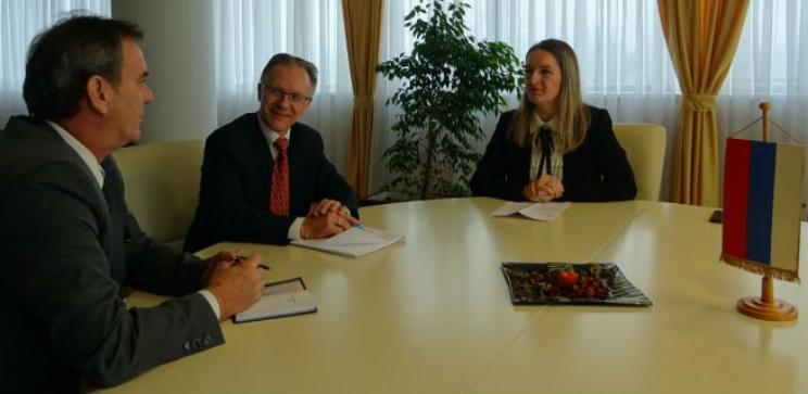 Švedska nastavlja s podrškom poreskim upravama u BiH
