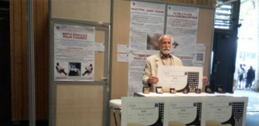 Uspjeh bh. inovatora na Pariškom salonu inovacija