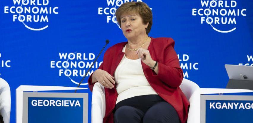 Bugarka Georgieva na čelu MMF-a