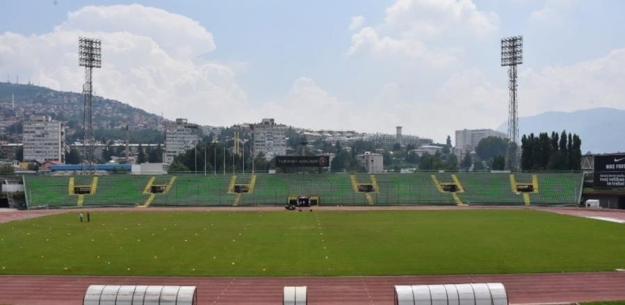Pri kraju radovi na ugradnji čitača karata na stadionu na Koševu