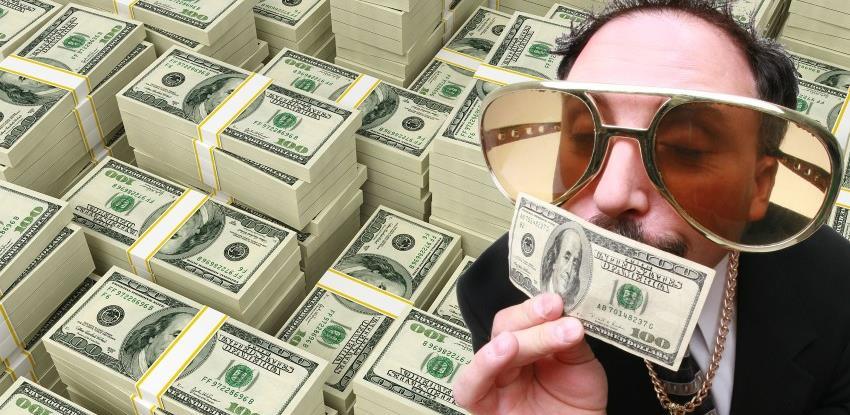Porastao broj milionera u svijetu, ima ih više od 20 miliona