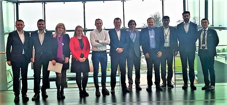 Delegacija vodećih bh. društvenih biznisa u studijskoj posjeti Davos-u