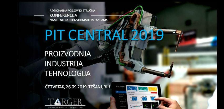 "Konferencija ""PIT Central 2019"" u septembru u Tešnju"