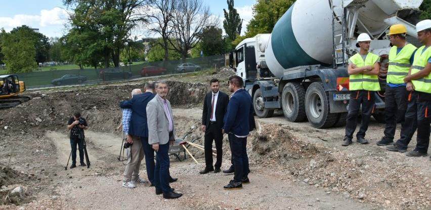 Započela izgradnja novog objekta osnovne i srednje muzičke škole u Tuzli