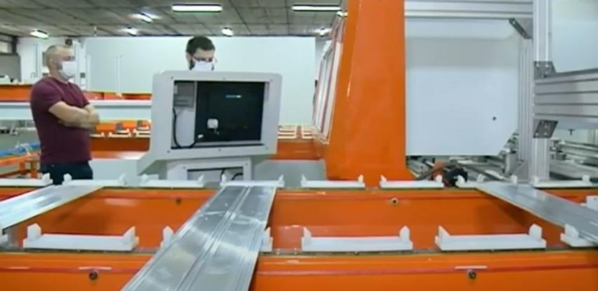 Novi uspjeh bh. pameti – Nova CNC mašina, najveća na Balkanu