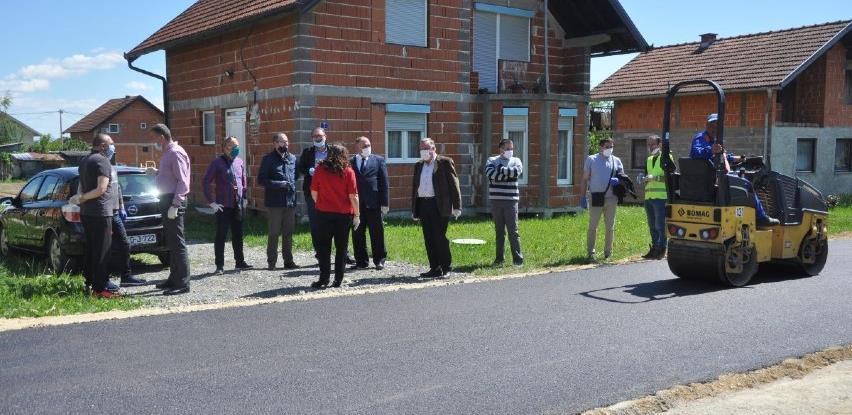 Prijedorputevi učestvuju u projekatu sanacije puteva na području Prijedora