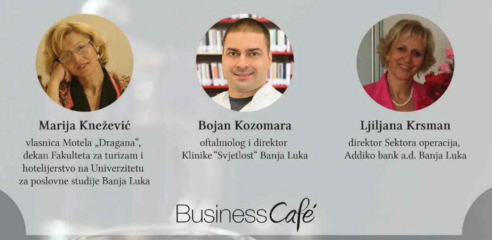 Ostalo je još malo vremena za prijavu na 3. banjalučki Businesscafé