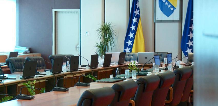 VM BiH podržalo program integrisanog razvoja koridora rijeka Save i Drine