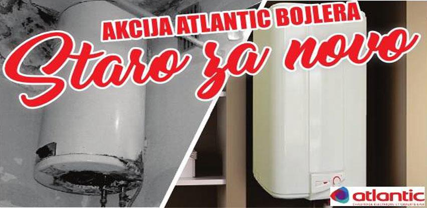 "Pero Zenica: Akcija ""Staro za novo 2017"" za program Atlantic bojlera"