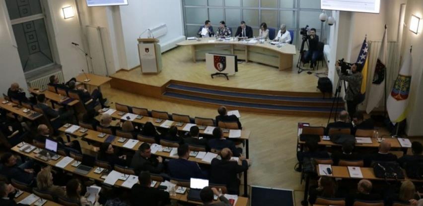 Usvojen budžet Kantona Sarajevo za 2020. od gotovo milijardu KM