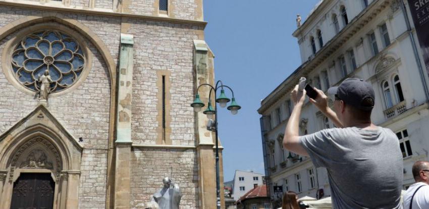 U novembru u FBiH skoro 60 hiljada turista, u RS-u 26 hiljada