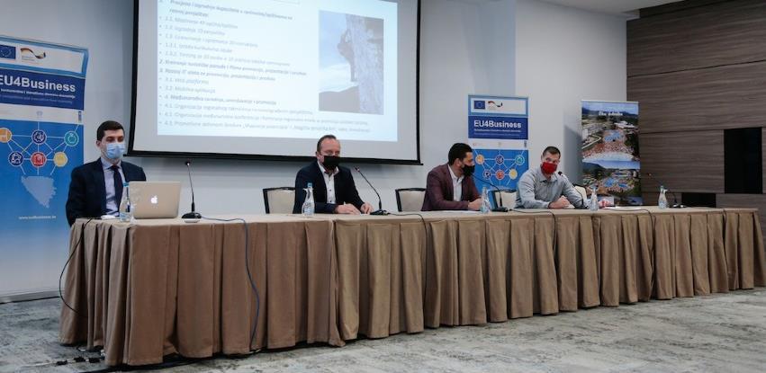 EU i Njemačka vlada podržavaju razvoj pustolovnog turizma u BiH
