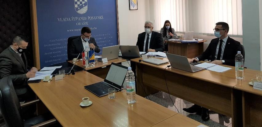 Vlada Posavskog kantona usvojila mjere za podršku ekonomiji